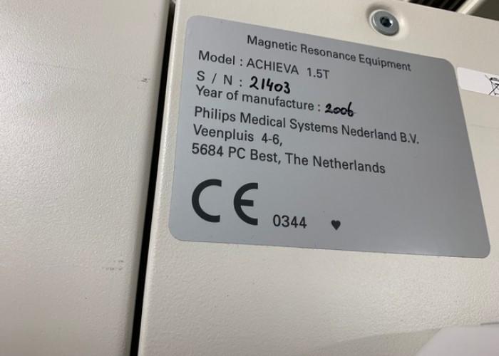 MRI Philips Achieva 1.5T