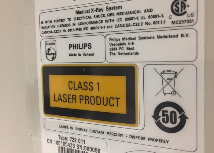 Philips Cath lab FD10/10