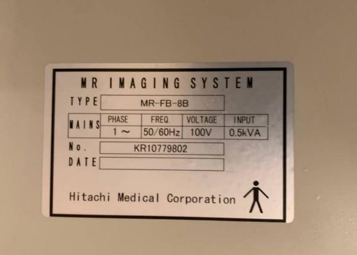 Hitachi MRI Aperto Inspire