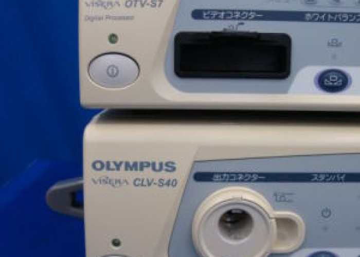 OLYMPUS ENT Video Endoscope System