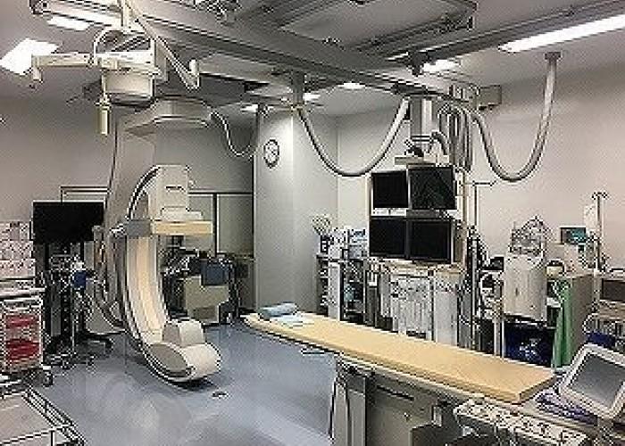 PHILIPS ALLURA XPER FD20 Cath Angio Lab