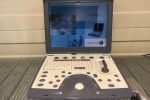 GE Vivid i portable ultrasound